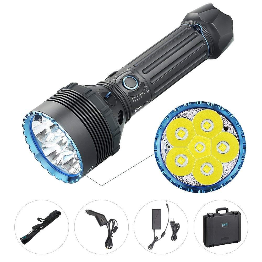 Olight X9R Marauder 25000ルーメン 高輝度 led懐中電灯