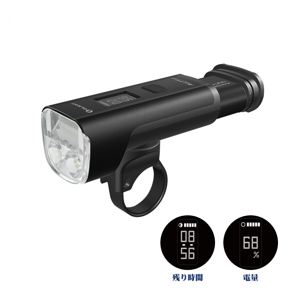 Olight ALLTY 2000ルーメン LED自転車ライト