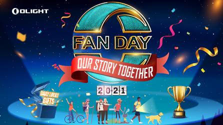 Olight O-fan Day 2021-私たちのストーリー