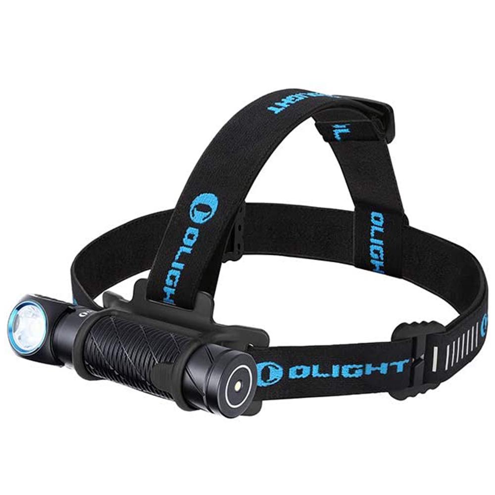 Olight Perun 2 ヘッドライト-ブラック